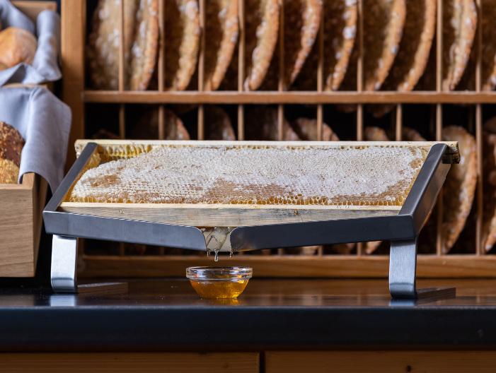 Ospiti a bocca aperta: il modo più genuino per gustare il miele.